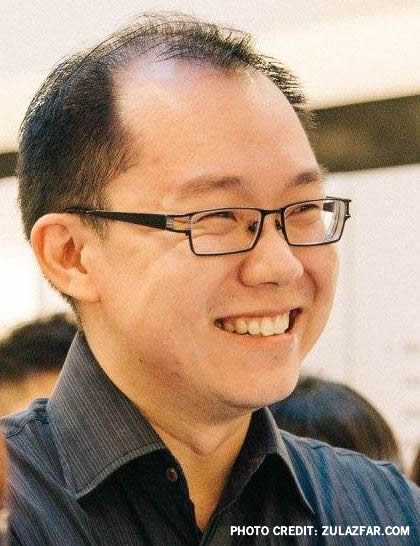 Photo of Dr Terence Heng